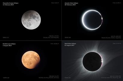 eclipses de 2017