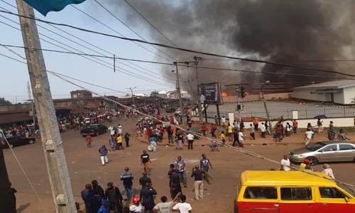 ekiosa market Benin city, local markets in Benin city, SD news Blog, Breaking news Nigeria today, latest news Nigeria, Nigerians in diaspora news, international news update