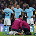 Update: Guardiola calls for action over heavy tackles