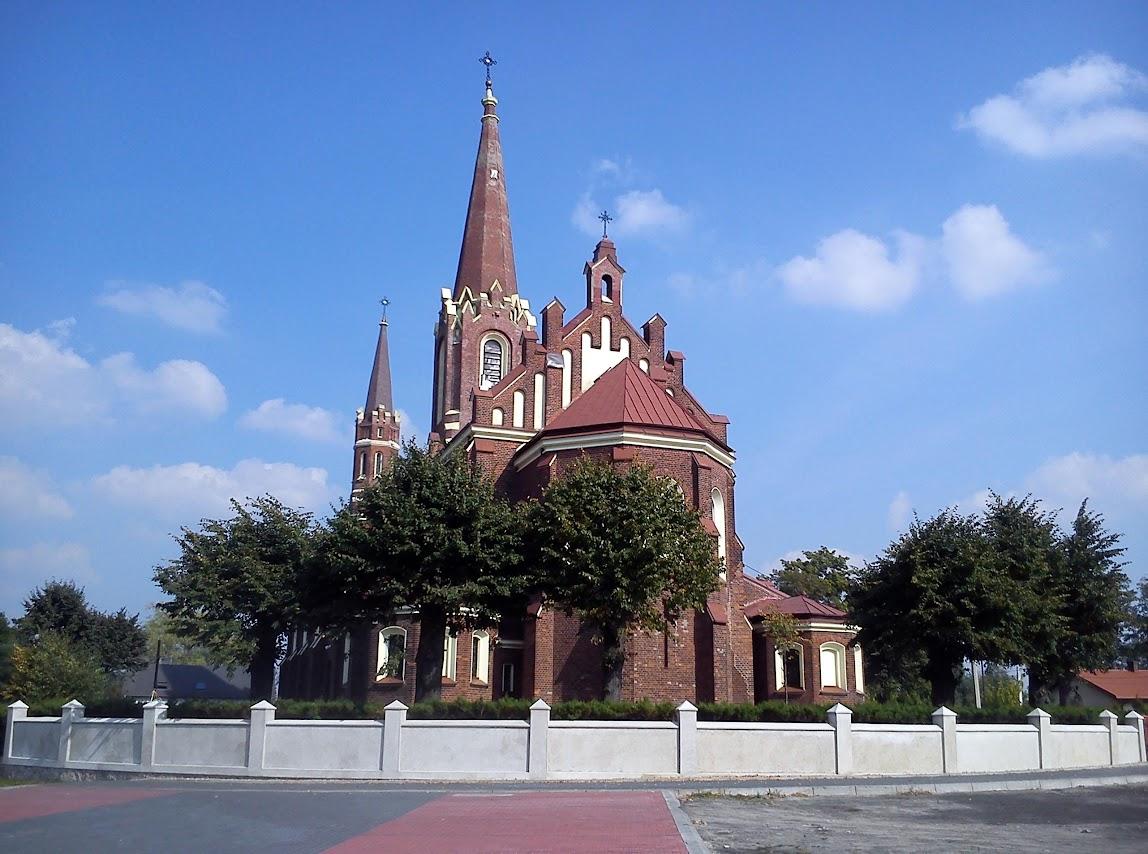 Solca Wielka, kościół