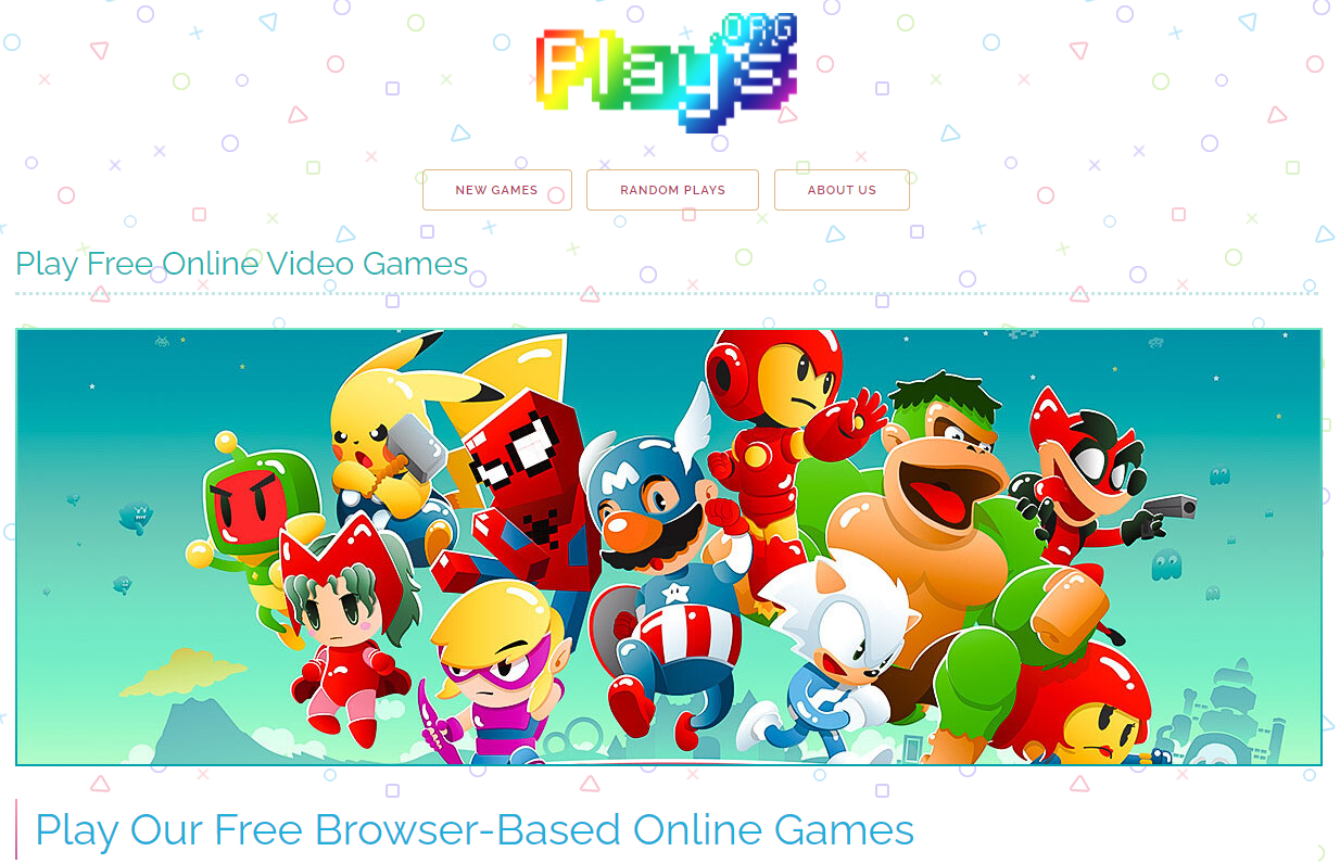 plays.org online free browser games