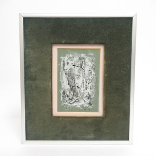 Fegumon Signed Illustration