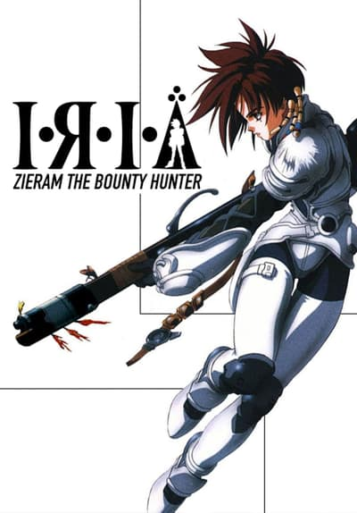Iria: Zeiram The Bounty Hunter