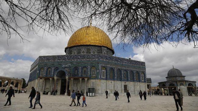 Palestina Sebut UEA Tak Berhak Ikut Campur Urusan Al-Aqsa