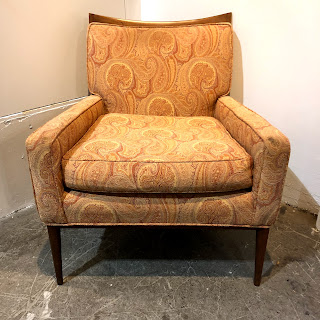 Teak Mid-century Arm Chair #2