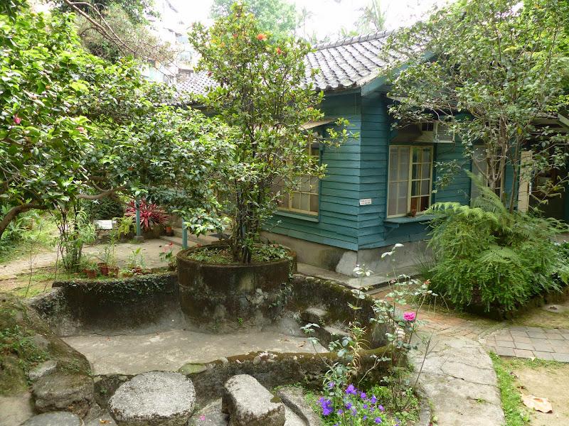 Taipei. Yin Foo-Sun s Residence . La maison d un.grand intellectuel Taïwanais, a côté de ShiDa - maison%2Becrivain%2B035.JPG