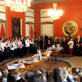 Spotkanie Opłatkowe z J. E. Ks. Arcybiskupem Stanisławem Gądeckim, 2014-01-10