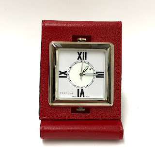 Verdura Travel Alarm Clock