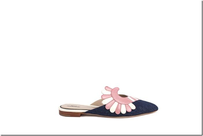 Paula Cademartori SS18 Flower Jeans