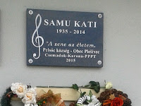 Samu Kati emléktáblája Pelsőcön..jpg