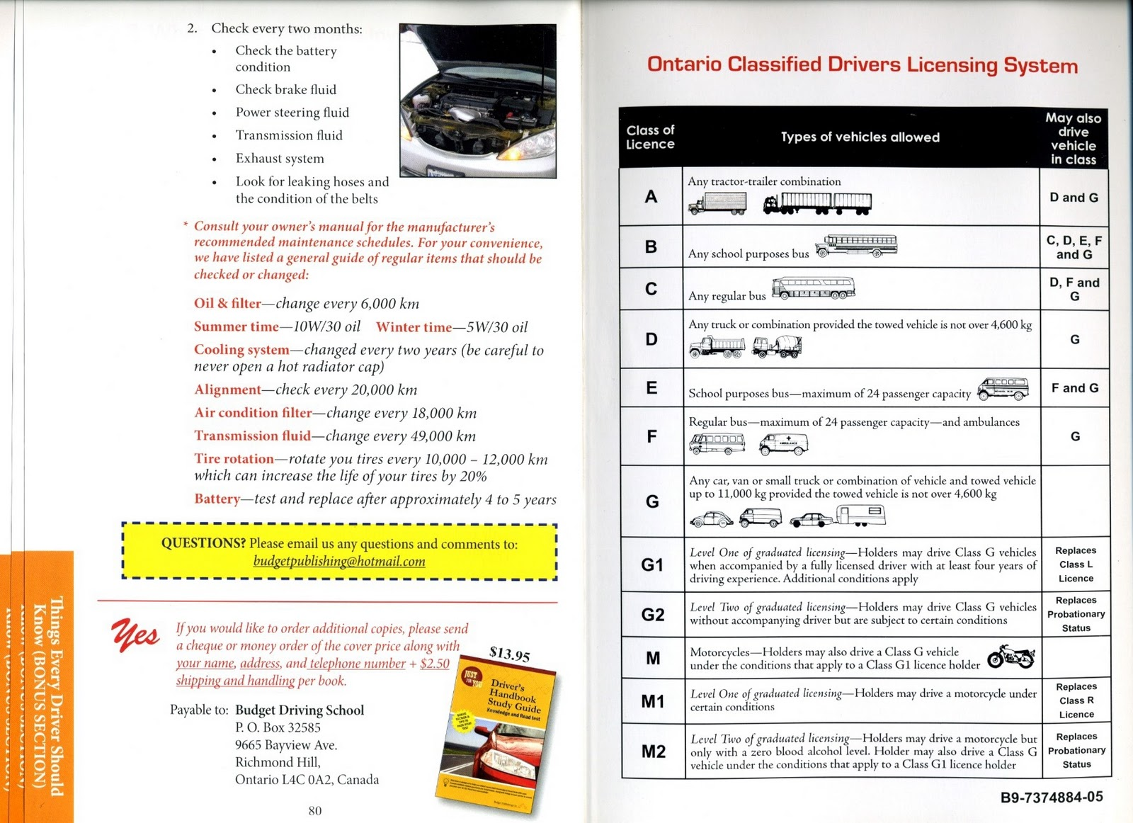 Worksheet Free Online G1 Test ontario g1 book posted by at 1019 2 comments