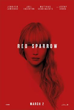 Gorrión rojo - Red Sparrow (2018)