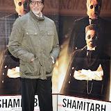 OIC - ENTSIMAGES.COM - Amitabh Bachchan at the Shamitabh Press Call St James London 27th January 2015 Photo Mobis Photos/OIC 0203 174 1069