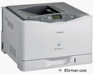 download Canon LBP7750Cdn Lasershot printer's driver