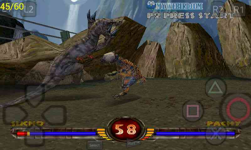 Warpath Jurassic Park PSX Gameplay