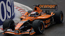 Jos Verstappen, Arrows A22 Asiatech