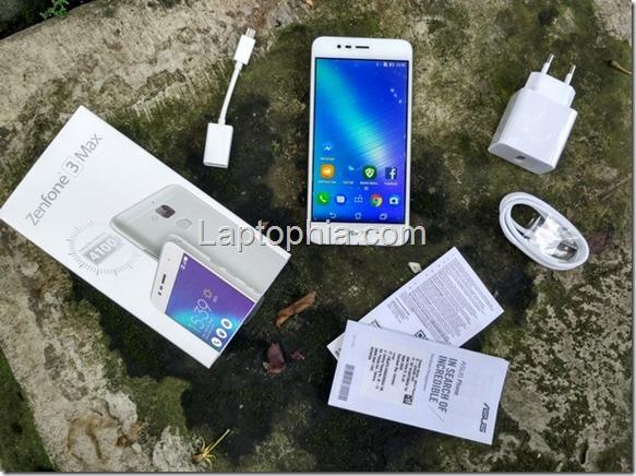 Perlengkapan Asus Zenfone 3 Max ZC520TL