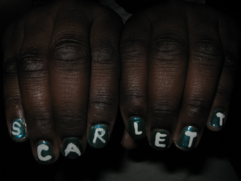 nails for scarlett