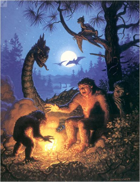 The Chroniclers, Magic Animals 1