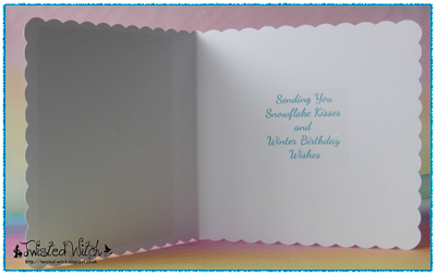 152 Winter Birthday inside