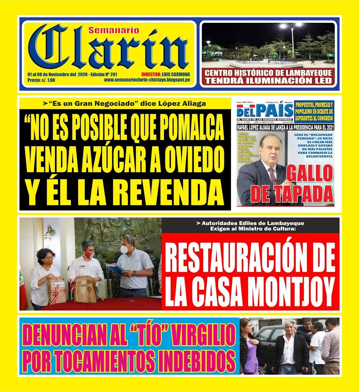 clarín - edición 201
