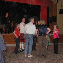 Christmas Ceilidh 2007