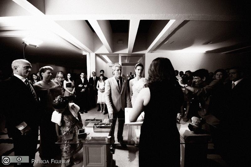 Foto de casamento 0732pb de Karina e Luiz. Marcações: 30/10/2010, Casamento Karina e Luiz, Rio de Janeiro.