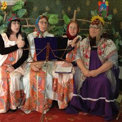 Отчетный концерт вокального коллектива «Хорошее настроение» (Медведевского СДК)
