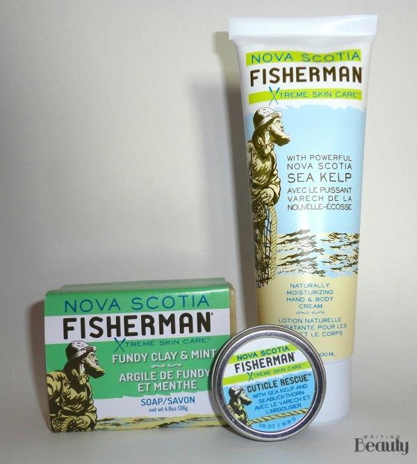 Nova Scotia Fisherman Xtreme Skin Care Review 1