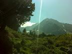 Blick zum Habicht (3277 m)