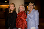 Krisinda Cain-Schafer, Sharon Cain and Suzanne Holl
