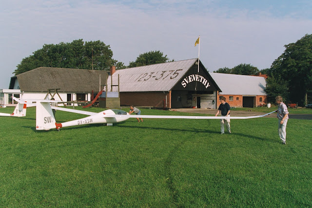 Svævethys topfly, Ventus 2cT