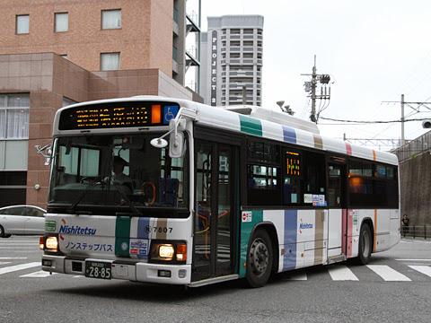 西日本鉄道 桧原 7807