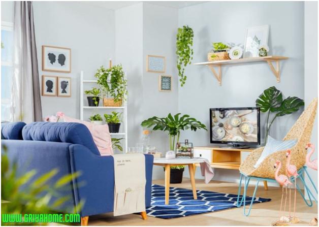 Mendekorasi Rumah Dengan Dana Terbatas