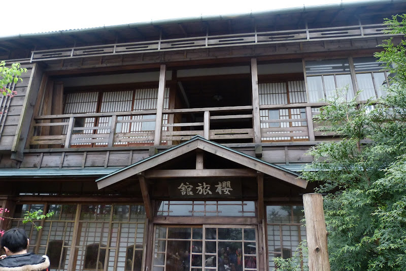 TAIWAN. Seediq Bale decor du film (qui est maintenant ferme) - P1110386.JPG