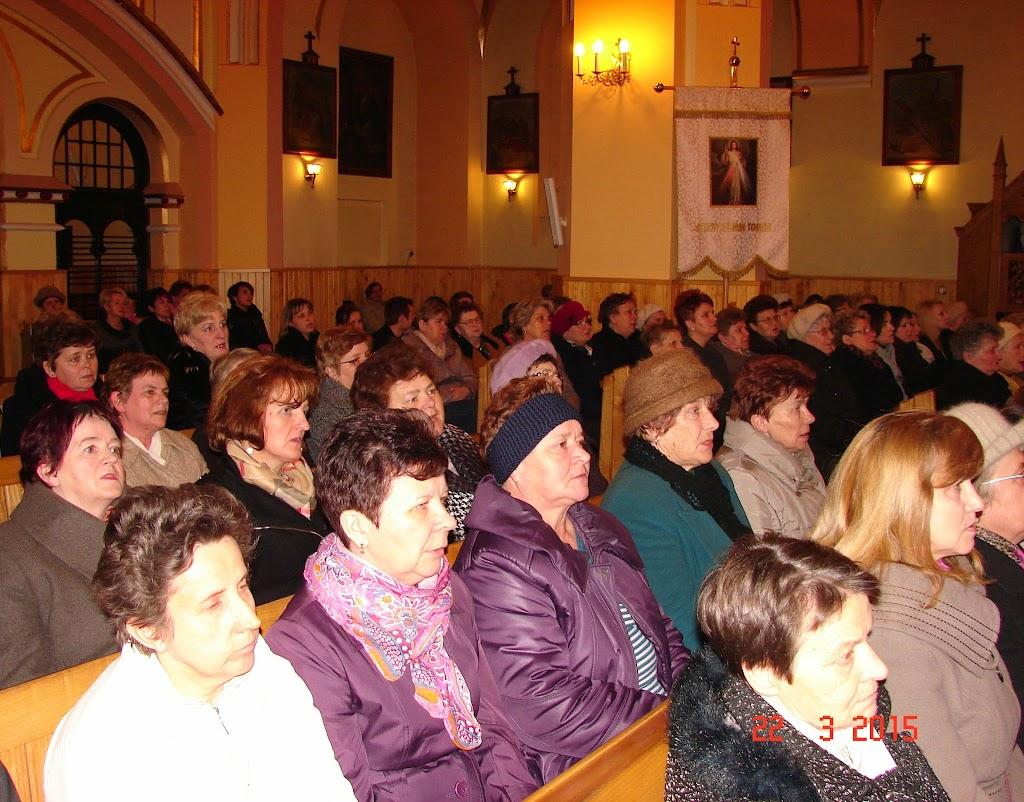 Klecza Dolna, drugi dzień rekolekcji, 22.03.2015 - DSC00527.JPG