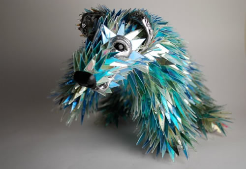 Animal Sculptures by Sean Avery 3