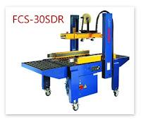 FCS-30SDR 膠帶封箱機