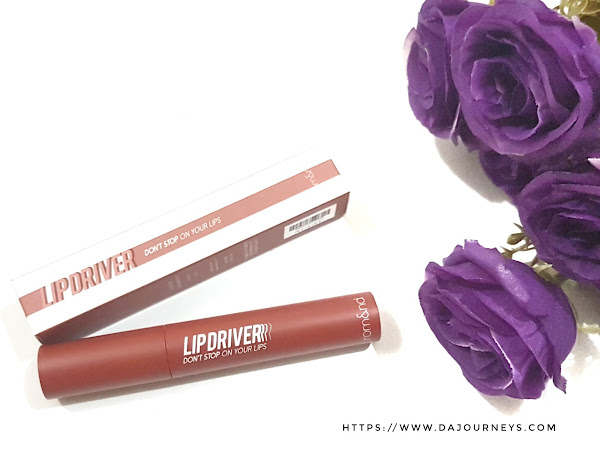 [Review] Romand Lip Driver Don't Stop