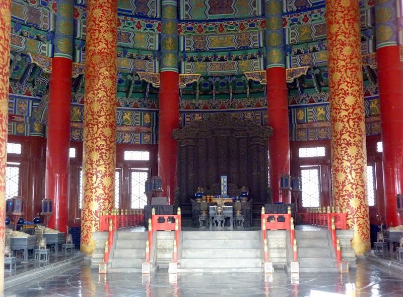 PEKIN Temple Tian tan et une soirée dans les Hutongs - P1260837.JPG