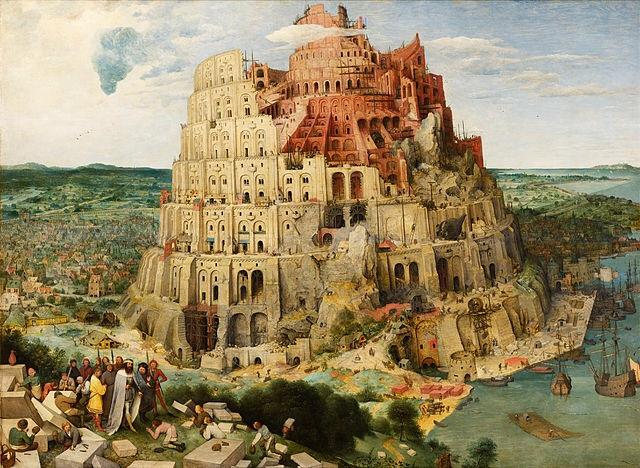 kulturel bilimsel felsefi denemeler ve makaleler babil kulesi
