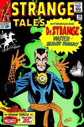 Komik-Pertama-Doctor-Strange