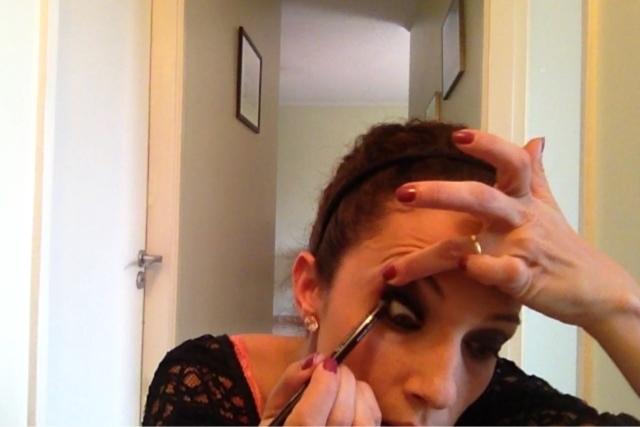 water line eyeliner