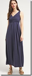 Max Mara Weekend jersey maxi dress with wrap front