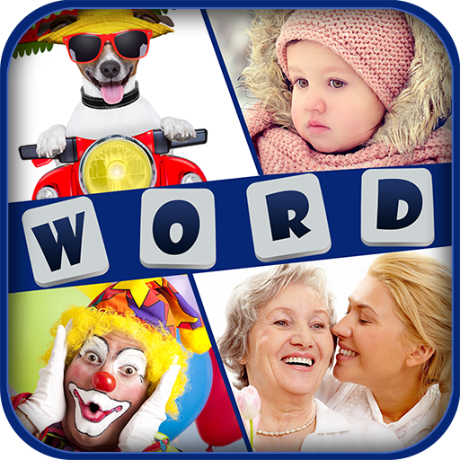 New: 4 pics 1 word (game)