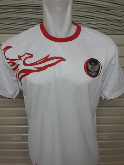 Jersey Timnas Indonesia U19 Away 2014