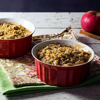 Gluten Free Apple Crisp.