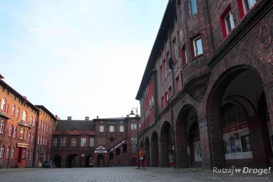 Osiedle robotnicze Katowice Nikiszowiec