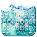 Glass Water Drop Keyboard icon