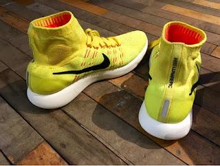 Nike LunarEpic Flyknit Test